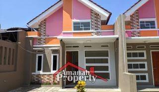 Rumah 1 Lantai Dekat Universitas Indonesia & Toll di Kukusan, Beji, Depok