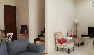 Rumah Siap Huni, Depan Taman, dan Hunian Asri @Emerald Residence, Bintaro