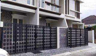 Rumah Baru Gress Manyar Tirtoyoso Row 2,5 Mobil