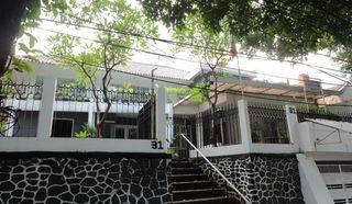 Dijual Rumah Lama Hitung Tanah Lokasi Strategis Kebayoran Baru Jakarta Selatan