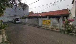 Dijual Kavling Dalam Komplek Bapenas Nyaman Tenang Bebas Banjir Akses Mudah Mampang Jaksel
