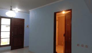 Rumah siap huni lokasi asri Brazilian de latinos bsd
