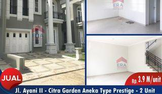 Rumah Citra Garden Aneka, Kubu Raya