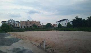 Tanah jl.mulya sari pekanbaru Riau