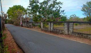 Tanah Istimewa dekat Jl. Pantai Balangan