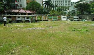 Tanah Kavling Luas 661m2, Permata Hijau Jakarta Selatan, Serifikat SHM