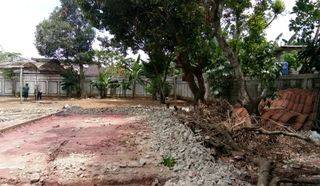 Tanah murah di lokasi strategis Andara, Jakarta Selatan