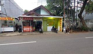 AFFAN JAGAKARSA - TANAH 169m2 DI SAMPING JALAN RAYA STRATEGIS