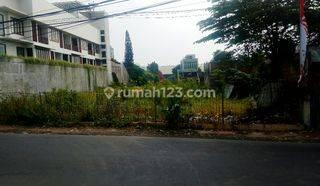 Tanah Kosong Siap Bangun, Cilandak, Jakarta Selatan