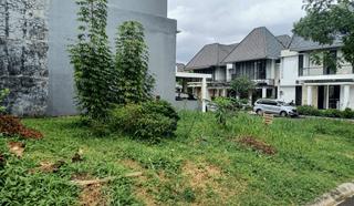 Tanah Kavling Siap Bangun didalam cluster Eksklusif Green Andara Pondok Labu