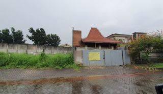 Tanah di Admiralty Residence Pondok Labu
