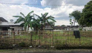 Tanah Murah Tengah Kota Area Kraton Cocok Homestay dkt Malioboro