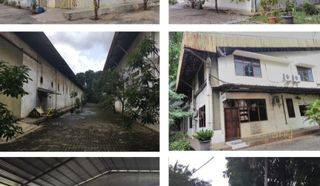 Tanah di Jl Kapuk Kamal Jakarta Utara