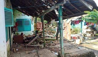 Tanah lokasi strategis lebar, pinggir jalan raya di Semarang Atas - 5766