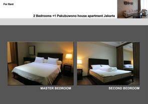 Pakubuwono House 2+1 bedroom