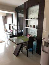 Apartemen Casagrande 1 bedroom, Full furnish, unit jarang ada, furnish bagus, harga menarik, Call me...