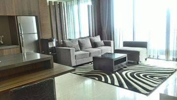 Apartment 2+1 Bedroom Residence 8, Senopati