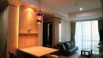 Harga kaget jantunga Apartemen furnish Terbaru gila nyata 2 BR 3 br 1 br Denpasar Residence