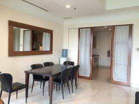 Apartemen pakubuwono residence 3bed antiq furnished
