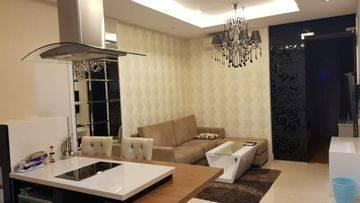 Apartemen Residence 8, 2br, 94sqm, Furnished Bagus, Senopati SCBD Jakarta Selatan