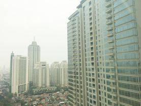 Botanica Apartment for lease at Kebayoran