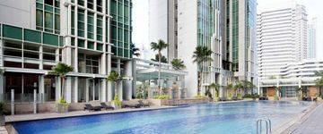 The Peak Sudirman Apartment for RENT SEWA LEASE AT SUDIRMAN JAKARTA SELATAN 08176881555