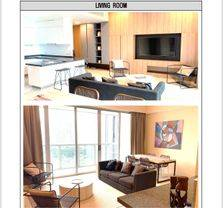 Anandamaya Apartment for  lease at Sudirman Area 08176881555