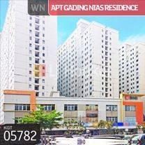Apartemen Gading Nias Residence Tower Chrysant Lantai 20 Kelapa Gading, Jakarta Utara