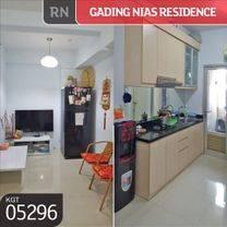 Apartemen Gading Nias Residence, Tower Grand Emerald Lantai 22 Kelapa Gading, Jakarta Utara