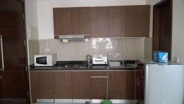Kuningan City 1 bedroom, Tower Kintamani, fully furnished, bright, Lux