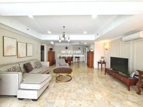 Apartemen Brawijaya, 119 m2, 2 KT, 2 KM, pool view - A1038