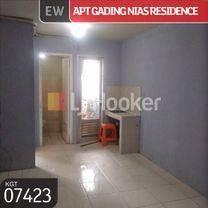 Apartemen Gading Nias Residence Emerald Lt.23 Kelapa Gading, Jakarta Utara