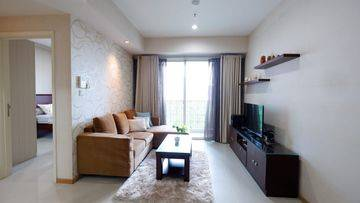 apartemen casagrande residences casablanca jakarta selatan