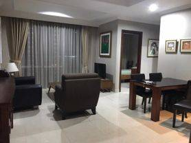 Apartemen Denpasar Residence 2 BR 1 Bath 13,5 Mio Kuningan City High Floor