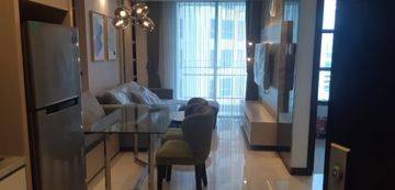 Apartemen Casa Grande Angelo 2 BR Lux 204 Mio $ 1200 Middle Floor