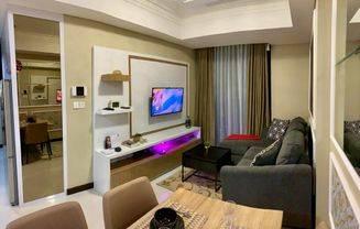 Apartemen Casa Grande Chianti 2 BR 76 m2 216 Mio $ 1300 Casablanka Jakarta