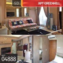 Apartemen Greenhill Tower A Lantai 27 Kelapa Gading, Jakarta Utara