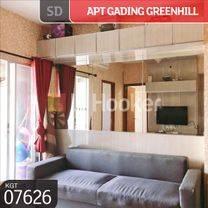Apartemen Gading Greenhill Tower B Lt.8 Kelapa Gading, Jakarta Utara