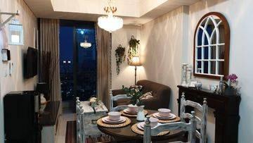 Apartemen Casa Grande Chianti 2 BR 76 High Floor City View 216 Mio Casagrande