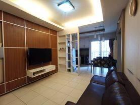 Apartemen Medit 2 Tipe 3 Bedroom Furnished Nego sampai deal
