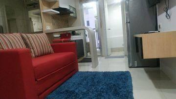 Apartemen Bassura City Tower Flamboyan type 2 bedroom