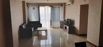 Apartemen Amartapura Karawaci, Lokasi Strategis, Full Furnished, 3 BR, Bersih, Rapi, Terawat