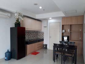 Apartement Trivium Terrace Suitte Tower Lippo Cikarang, 2 BR View City- Size 75 m2
