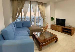 Sudirman Mansion @SCBD 3br 145sqm High Floor