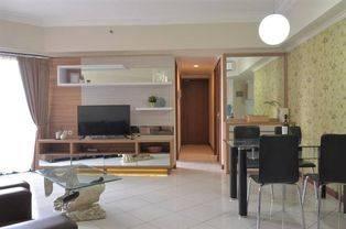 Apartemen Sudirman Tower Condominium, Jakarta Selatan – 3 BR Full Furnished Just Renovated, Nice and Cozy