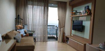 MURAHH 2+1 BEDROOMS RENOV JADI 3 BEDROOMS FURNISHED APARTEMEN CENTRAL PARK RESIDENCE