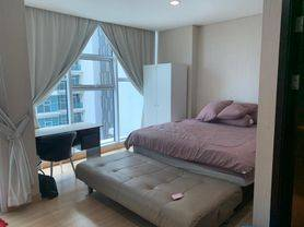 Murah Apartemen Brooklyn Studio Full Furnished, Alam Sutera, Tangerang