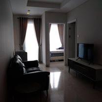 TERBARU Apartemen Grand Madison Full Furnish Tipe 2 Bed At Central Park, Jakarta Barat
