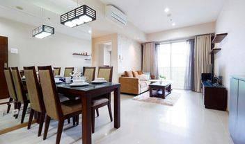 Rent Apartemen Casa Grande 2 BR 12,5 Mio Boleh Sewa 6 Bulan