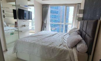 HARGA MURAH SIAP HUNI   Casa Grande 2BR   Fully Furnished